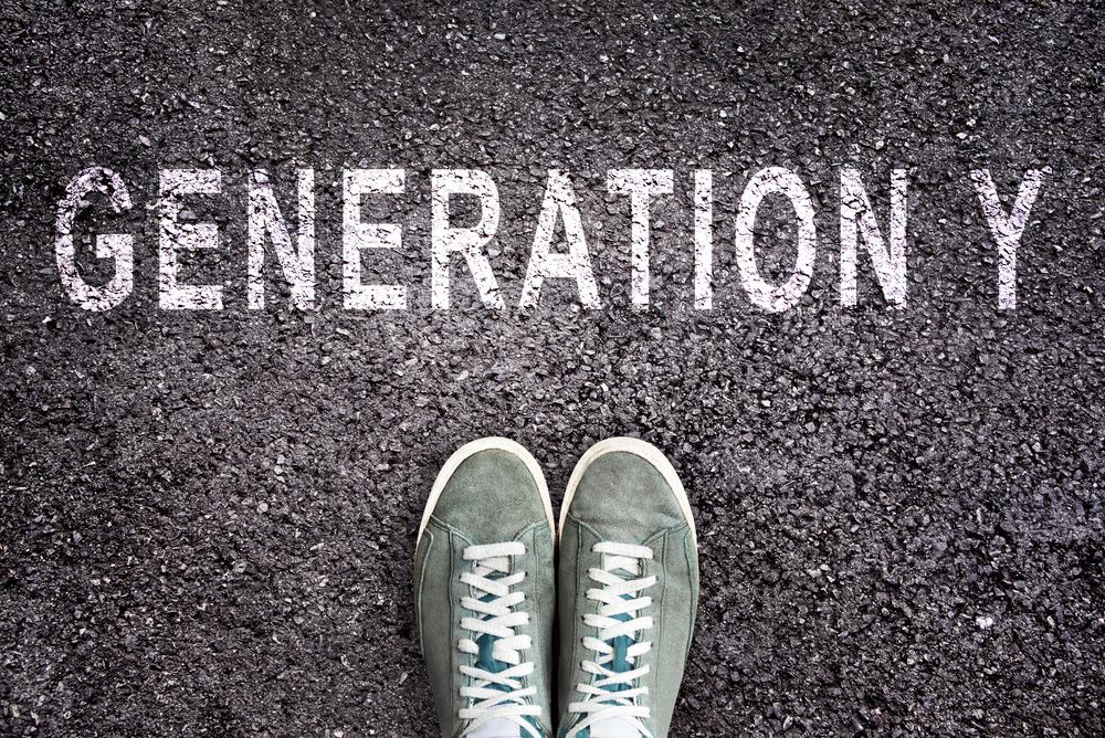 ジェネレーション Yは新世代だと言われる