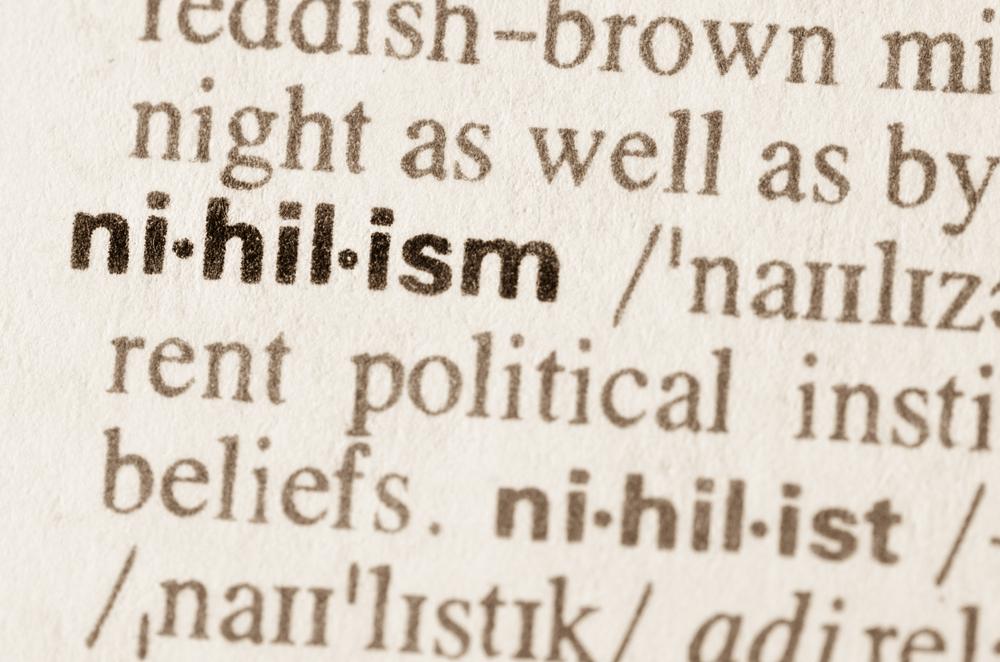 辞書でニヒリズムを調べる