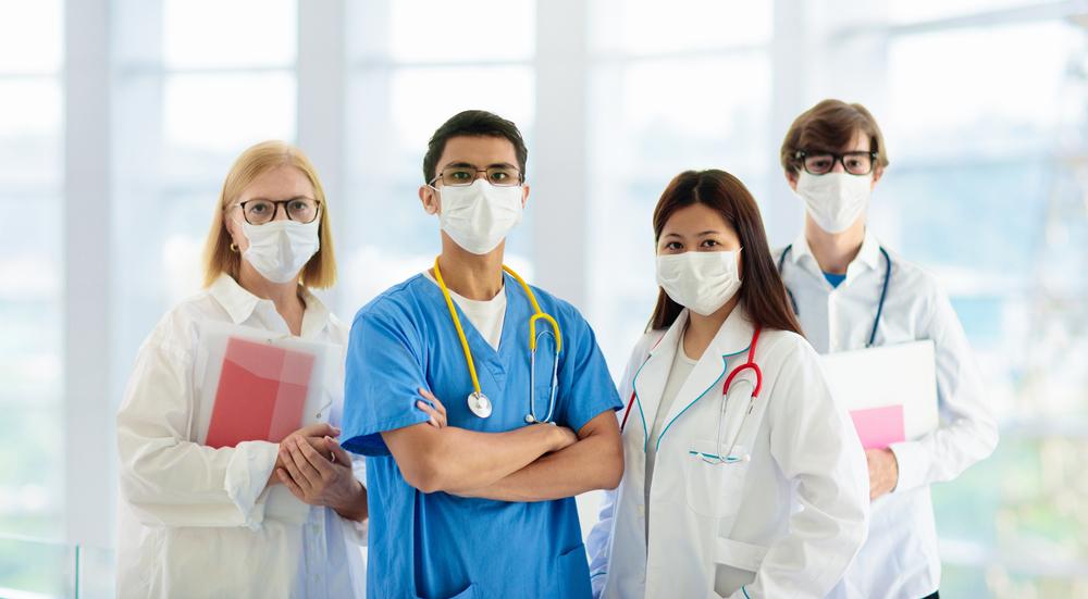 分科会で新型コロナウイルスの対策について考える