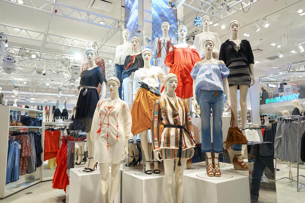 ファストファッションが爆発的に普及する