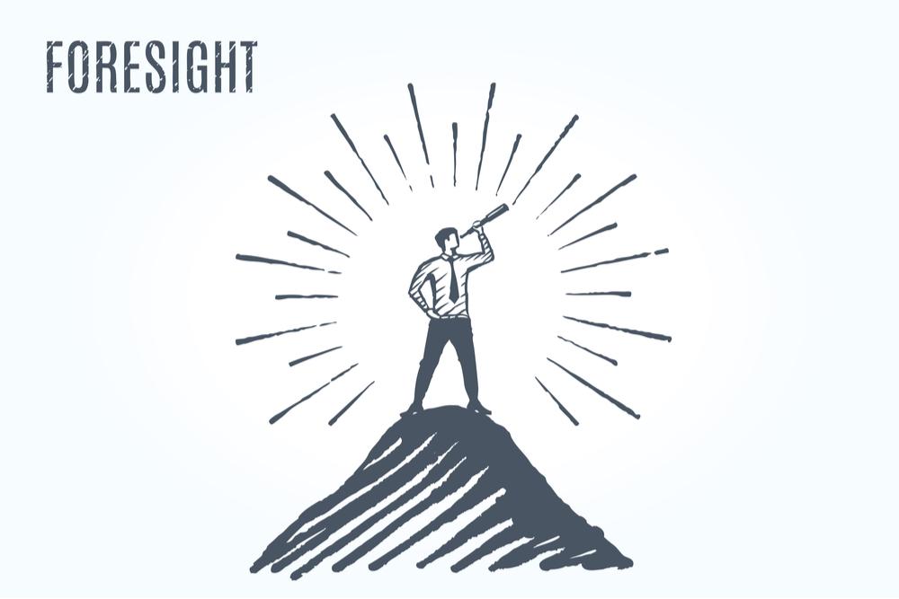 先見の明を生かしてビジネスを考える