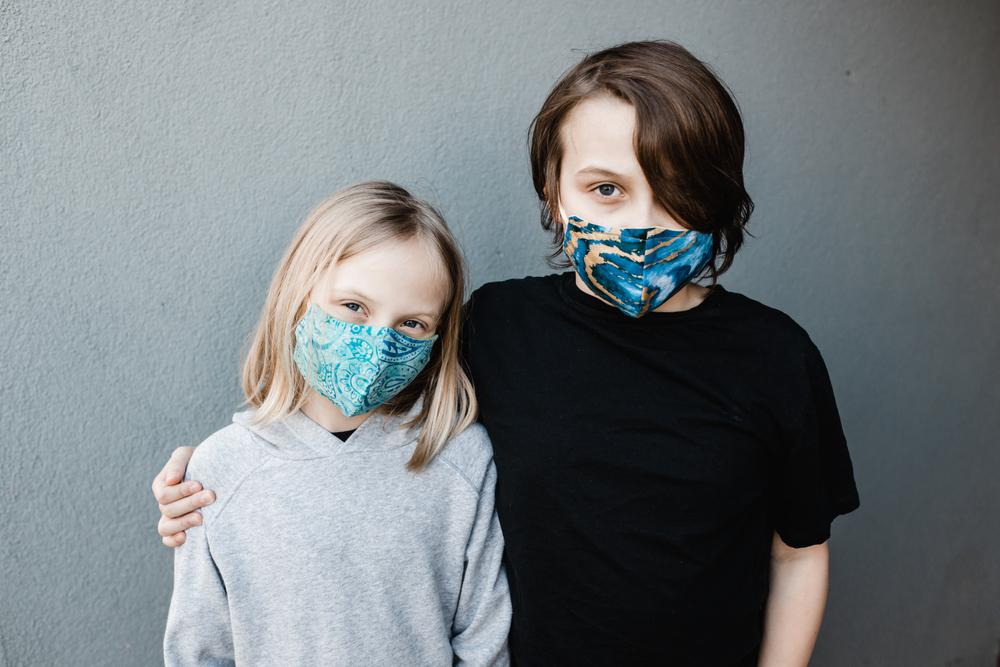 現在は否応なしにマスク着用が求められる