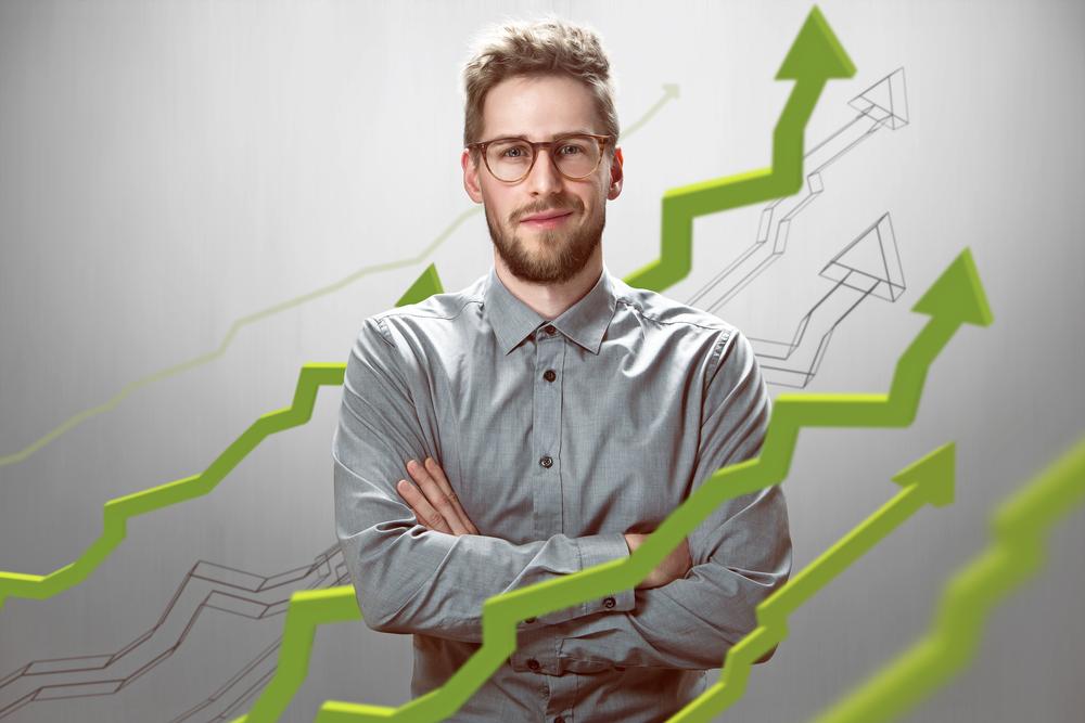 時代の風雲児となりIT業界で大成功する