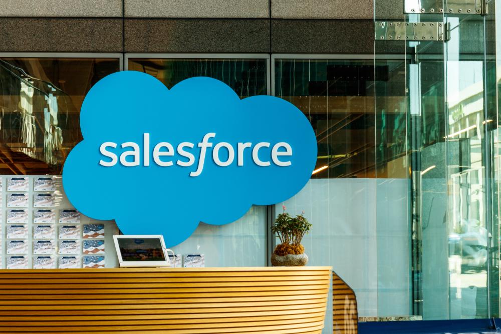 Salesforceでビジネスを効率化する