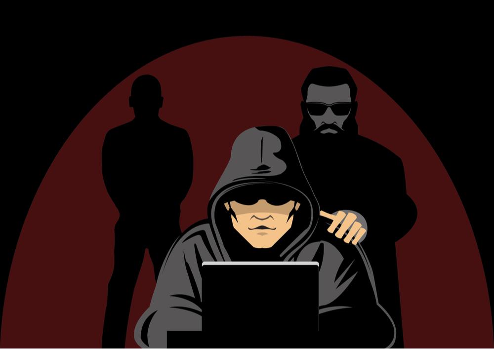 狂言誘拐を企てる男性たち