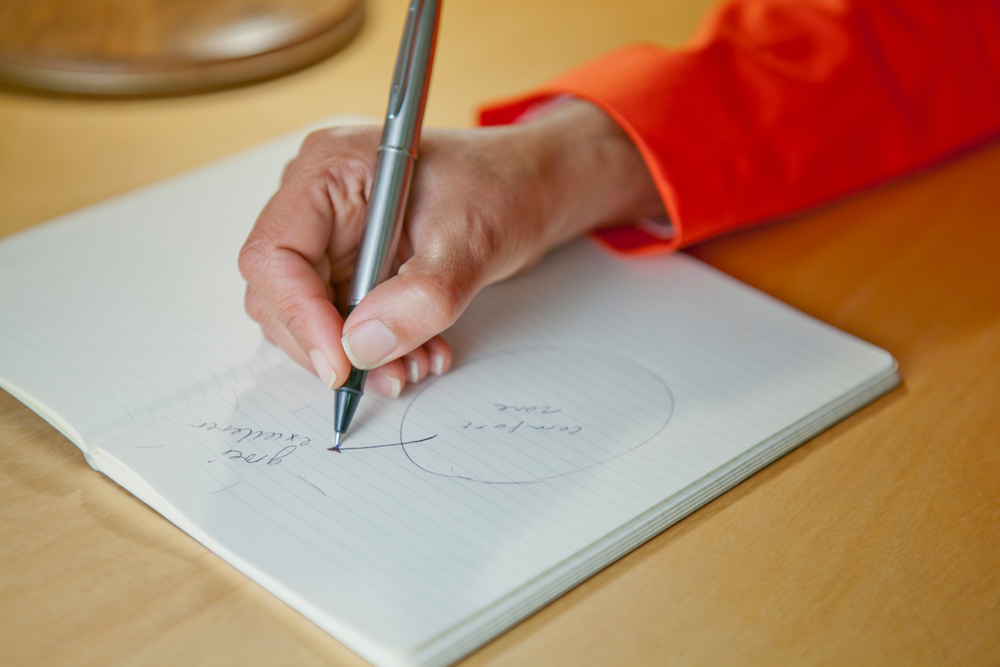 凡例をノートにまとめる