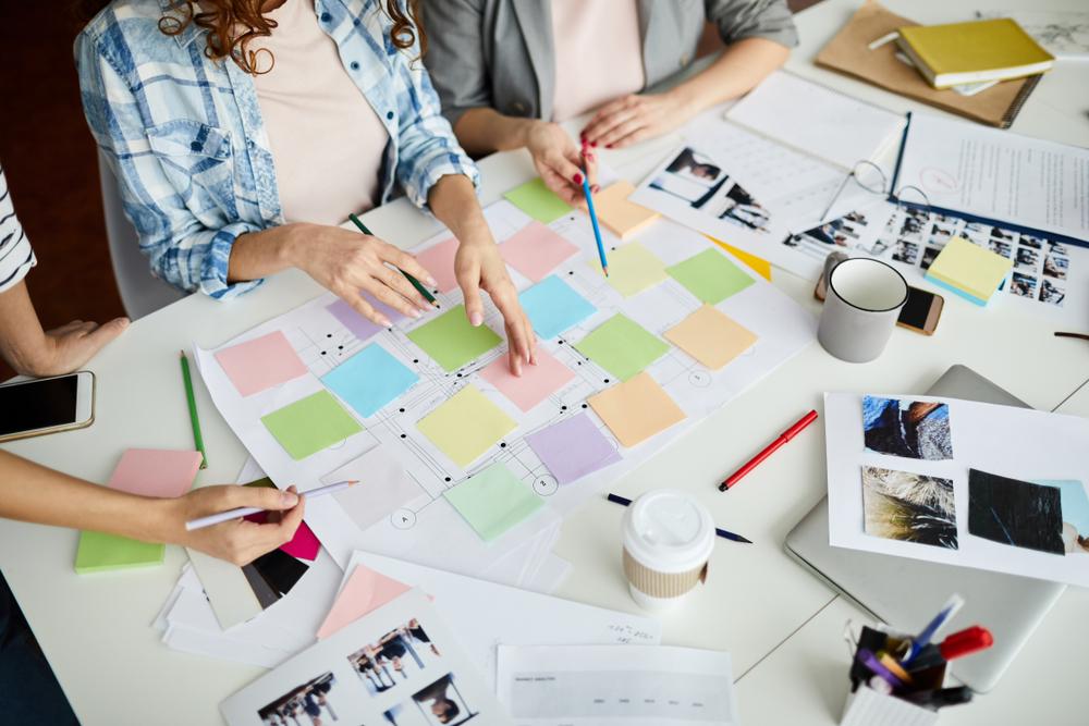ビジネスの成功にロードマップの作成は欠かせない