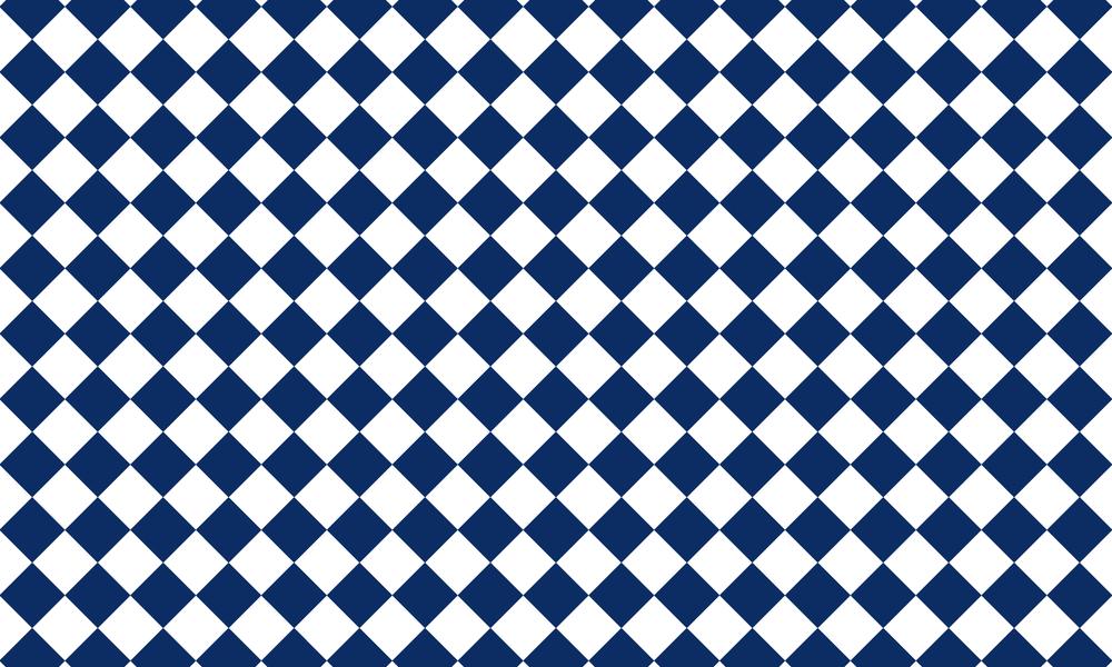 組市松紋の色をイメージした市松模様。