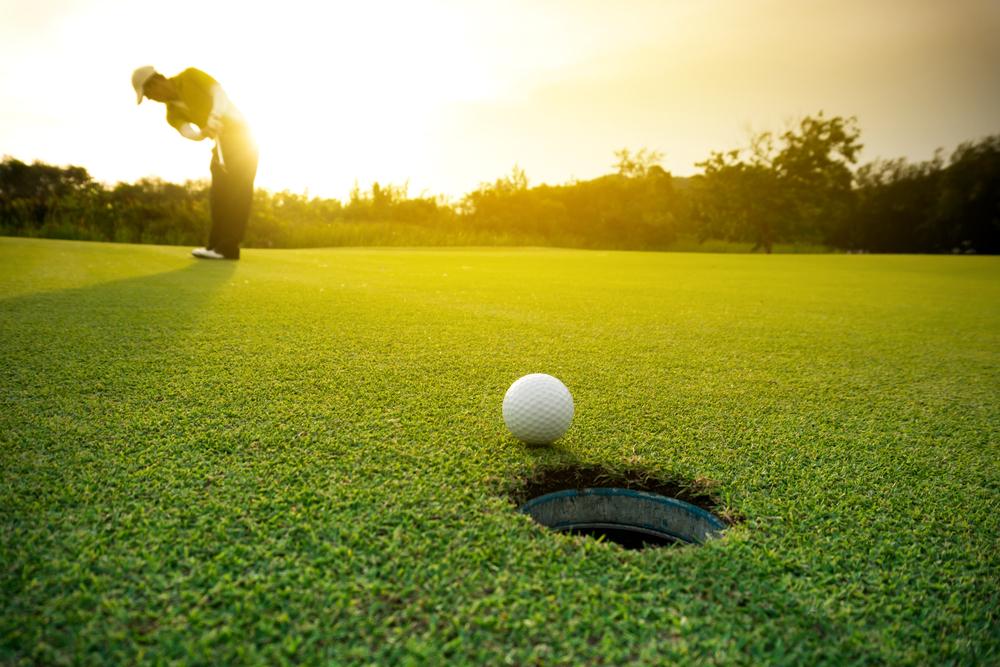 新ぺリア方式を用いられたゴルフコンペ。