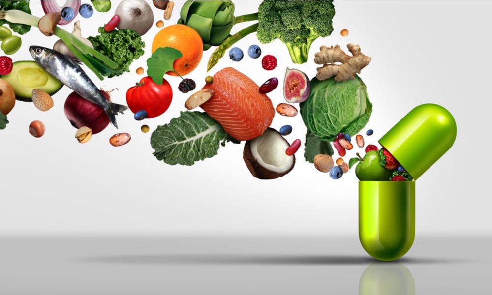 マクロ栄養素を満たす食材たち